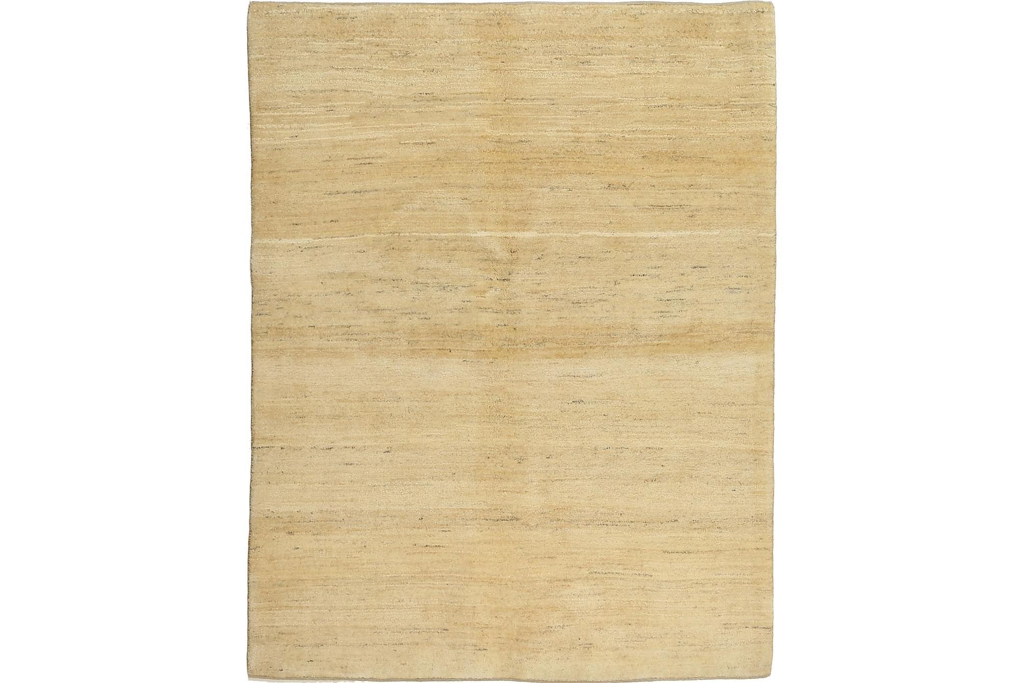 GABBEH Orientalisk Matta 148×195 Persisk Beige