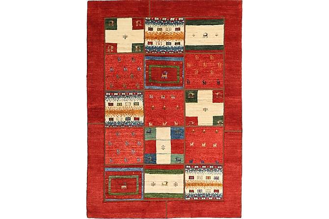 GABBEH Orientalisk Matta 148x210 Persisk Flerfärgad - Möbler & Inredning - Mattor - Orientaliska mattor