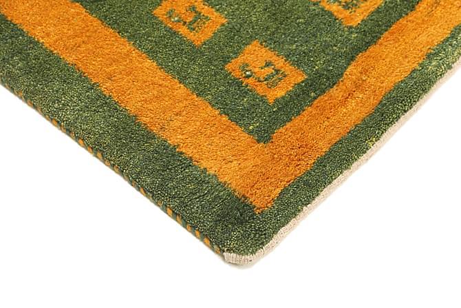 GABBEH Orientalisk Matta 61x82 Orange - Möbler & Inredning - Mattor - Orientaliska mattor