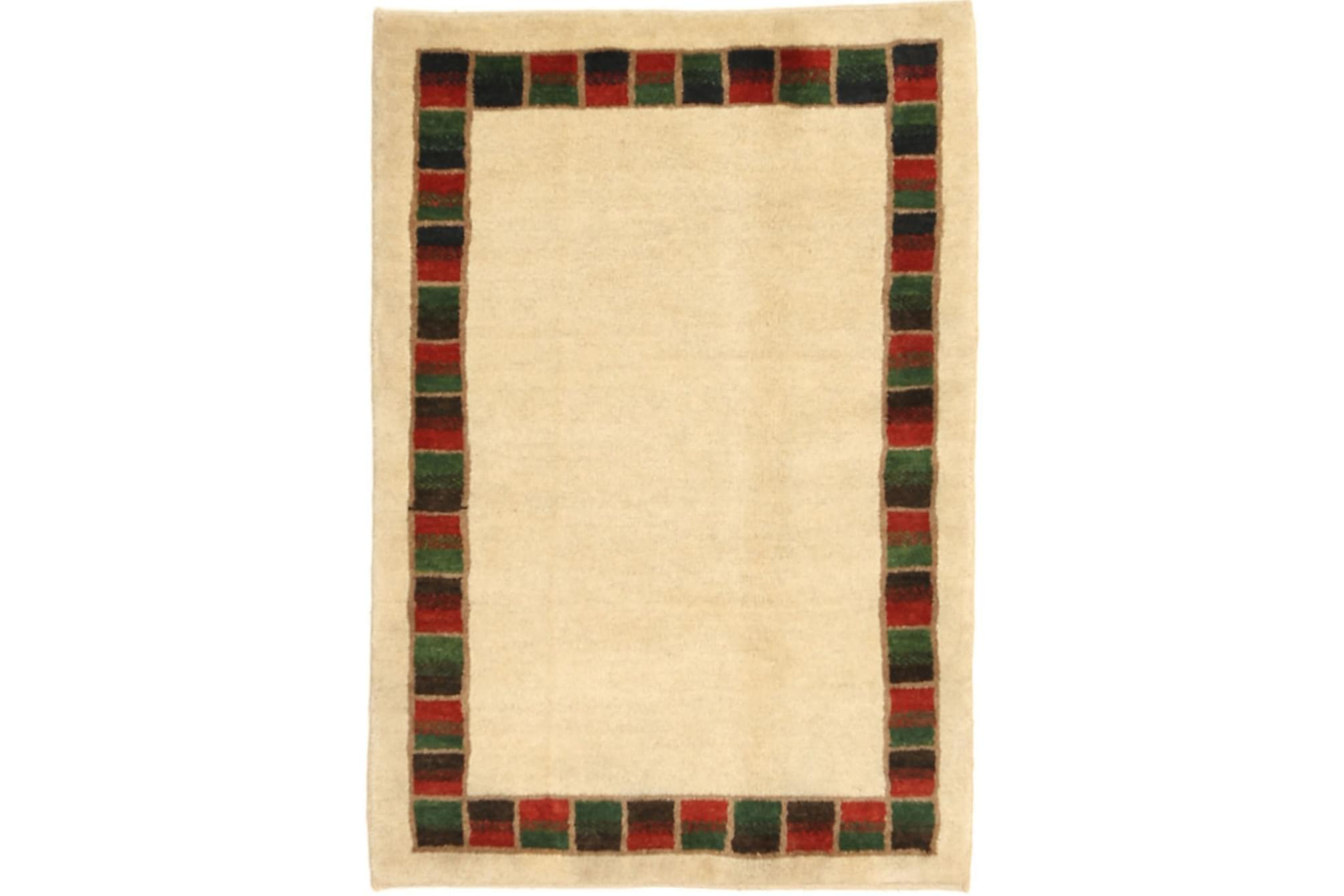 GABBEH Orientalisk Matta 83×120 Flerfärgad