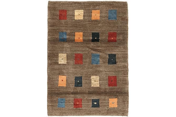 GABBEH Orientalisk Matta 85x122 Flerfärgad - Möbler & Inredning - Mattor - Orientaliska mattor