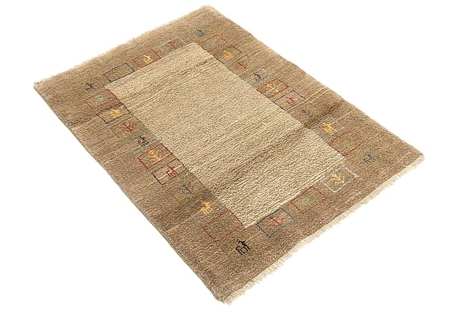 GABBEH Orientalisk Matta 87x118 Flerfärgad - Inomhus - Mattor - Orientaliska mattor