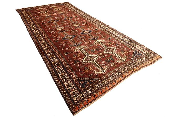 GHASHGHAI Matta 193x390 Stor Brun - Inomhus - Mattor - Orientaliska mattor