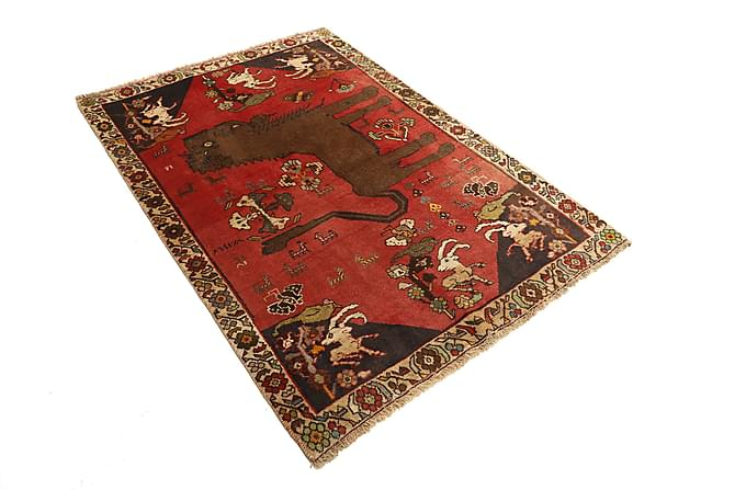 GHASHGHAI Orientalisk Matta 131x193 Persisk Flerfärgad - Inomhus - Mattor - Orientaliska mattor