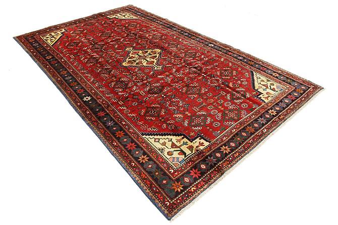 HAMADAN Matta 199x336 Stor Röd - Möbler & Inredning - Mattor - Orientaliska mattor