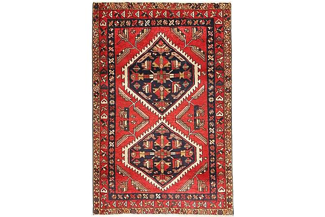 HAMADAN Orientalisk Matta 109x168 Röd - Inomhus - Mattor - Orientaliska mattor