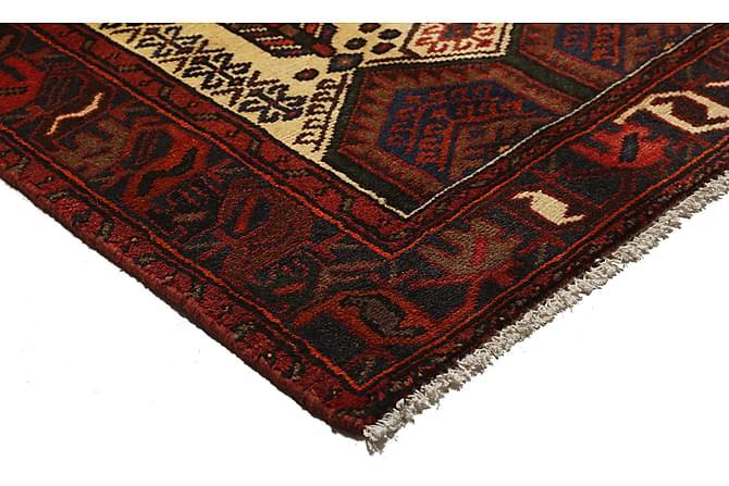 HAMADAN Orientalisk Matta 118x197 Brun/Röd - Inomhus - Mattor - Orientaliska mattor