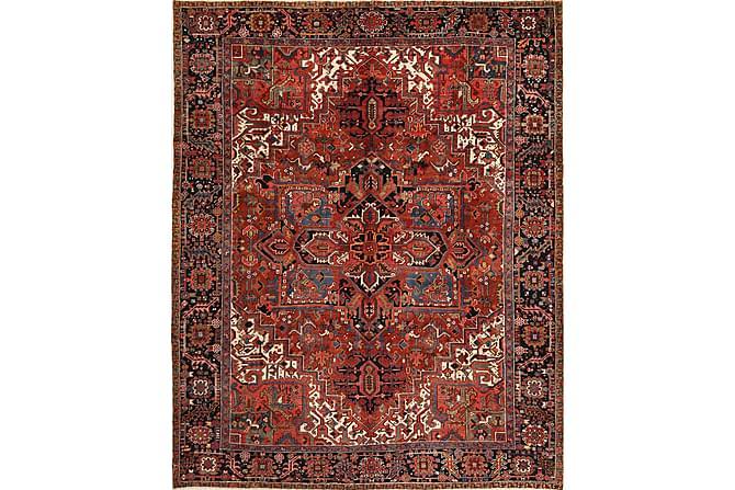 HERIZ Matta 263x328 Stor Röd - Inomhus - Mattor - Orientaliska mattor