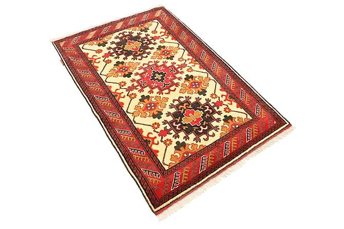 KAZAK Orientalisk Matta 100x150 Flerfärgad - Möbler & Inredning - Mattor - Orientaliska mattor