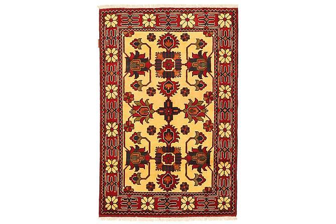 KAZAK Orientalisk Matta 100x158 Flerfärgad - Möbler & Inredning - Mattor - Orientaliska mattor