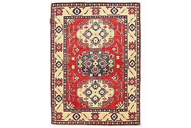 KAZAK Orientalisk Matta 109x148 Flerfärgad