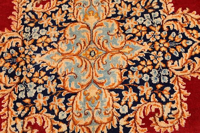 KERMAN Matta 288x424 Stor Flerfärgad - Inomhus - Mattor - Orientaliska mattor