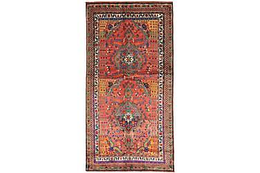 LORI Orientalisk Matta 129x255 Persisk Flerfärgad