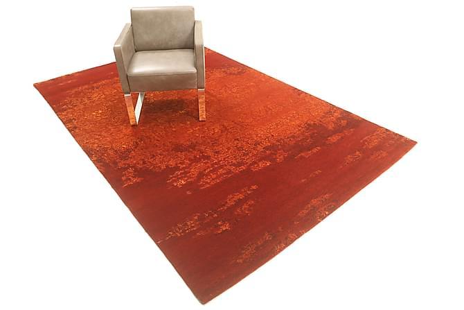 MANAL Matta 196x304 Stor Orange - Möbler & Inredning - Mattor - Orientaliska mattor