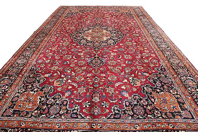 MASHAD Matta 304x490 Stor Röd - Inomhus - Mattor - Orientaliska mattor