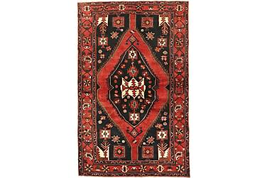 NAHAVAND Orientalisk Matta 138x215 Röd