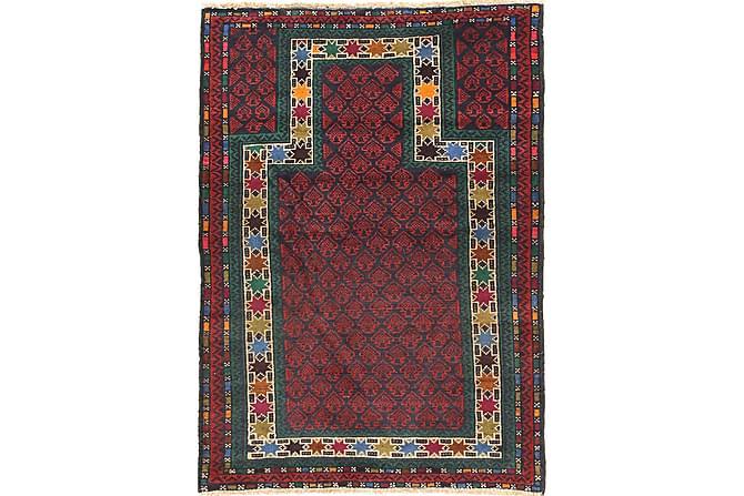 Orientalisk Matta Beluch 88x132 - Flerfärgad - Inomhus - Mattor - Orientaliska mattor