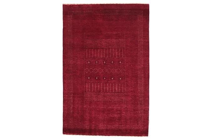 Orientalisk Matta Gabbeh 123x188 - Röd - Möbler & Inredning - Mattor - Orientaliska mattor