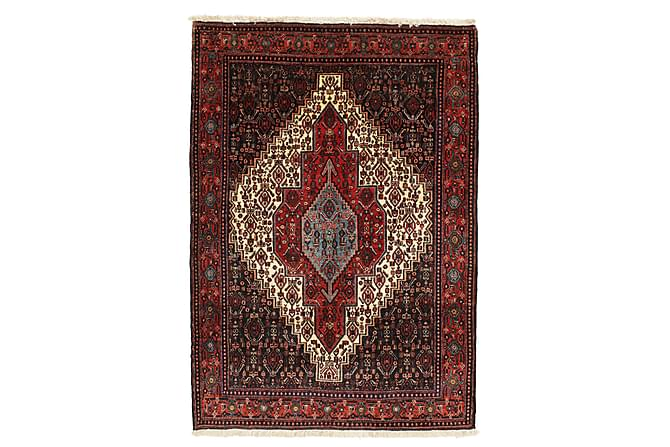 Orientalisk Matta Persisk Senneh 115x165 - Brun Röd - Inomhus - Mattor - Orientaliska mattor