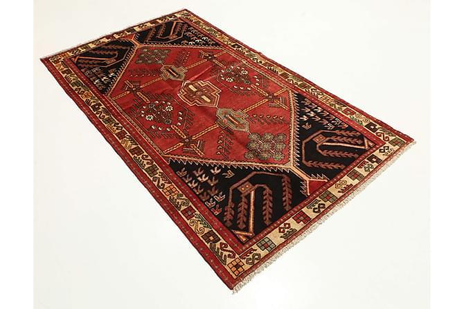 SAVEH Orientalisk Matta 126x215 Persisk Brun/Röd - Möbler & Inredning - Mattor - Orientaliska mattor