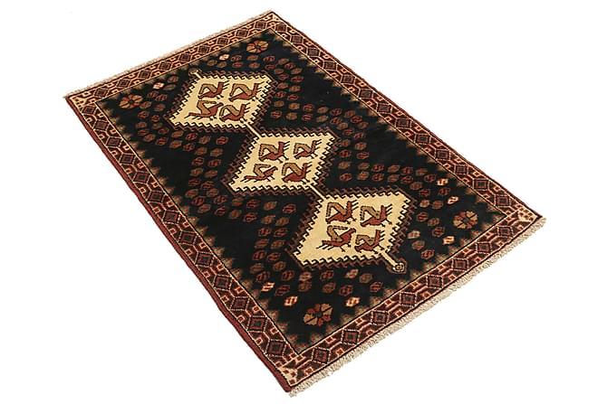 SAVEH Orientalisk Matta 73x110 Brun - Möbler & Inredning - Mattor - Orientaliska mattor