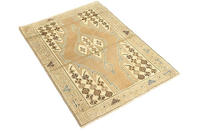 SAVEH Orientalisk Matta 85x120 Beige - Möbler & Inredning - Mattor - Orientaliska mattor
