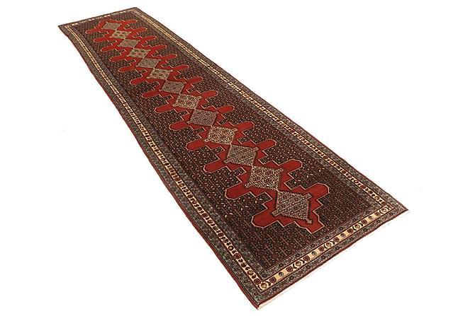 SENNEH Matta 95x375 Stor Röd - Möbler & Inredning - Mattor - Orientaliska mattor