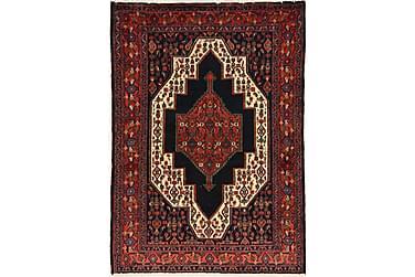 SENNEH Orientalisk Matta 117x164 Persisk Brun