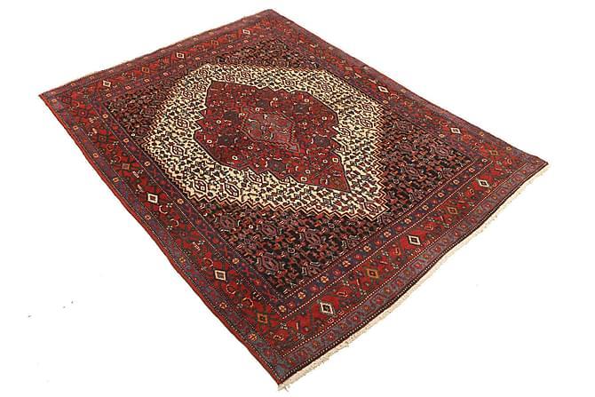 SENNEH Orientalisk Matta 122x160 Persisk Röd - Möbler & Inredning - Mattor - Orientaliska mattor