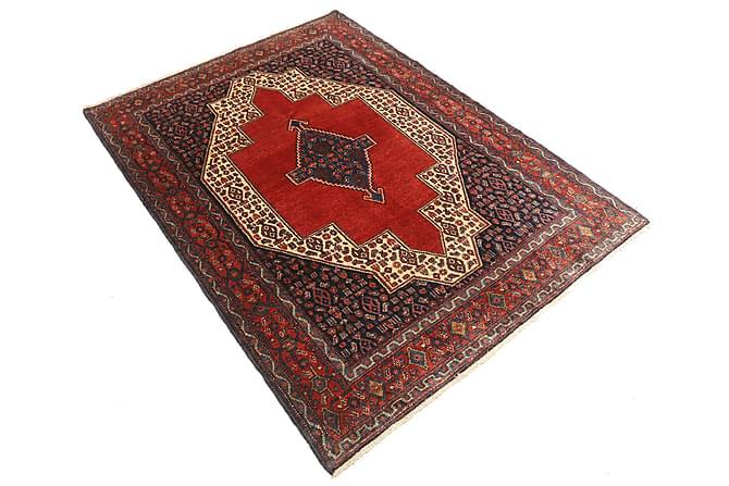 SENNEH Orientalisk Matta 127x170 Persisk Röd - Möbler & Inredning - Mattor - Orientaliska mattor