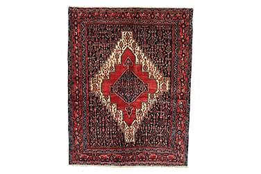 SENNEH Orientalisk Matta 157x203 Persisk Röd