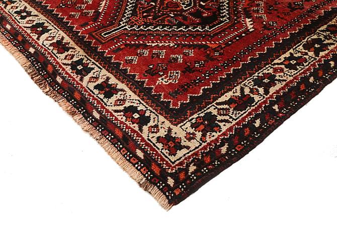 SHIRAZ Orientalisk Matta 111x157 Persisk Röd - Inomhus - Mattor - Orientaliska mattor