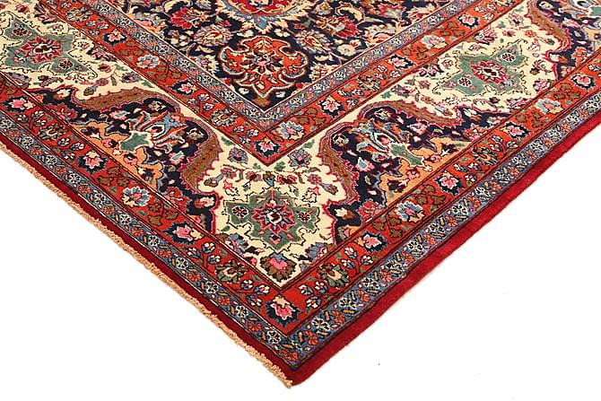 Stor Matta Mashad 305x384 - Röd - Inomhus - Mattor - Orientaliska mattor