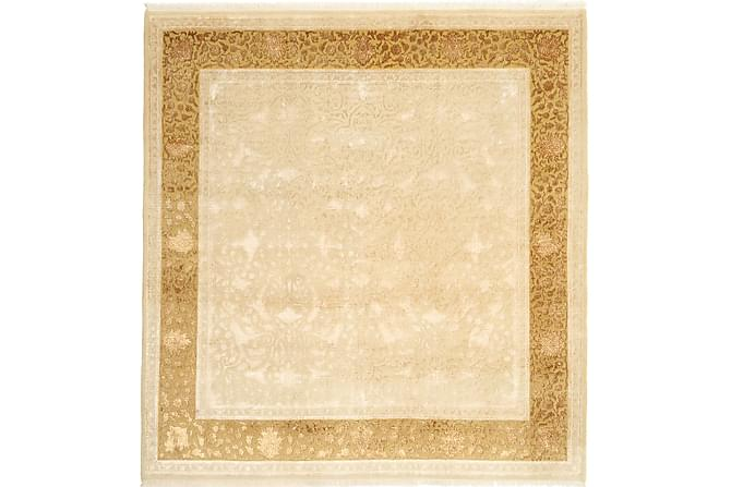 TABRIZ Matta 196x206 Stor Beige - Möbler & Inredning - Mattor - Orientaliska mattor