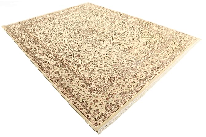 TABRIZ Matta 276x360 Stor Beige - Möbler & Inredning - Mattor - Orientaliska mattor