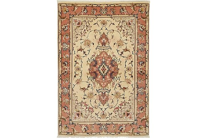 TABRIZ Orientalisk Silkesmatta 100x145 Flerfärgad - Inomhus - Mattor - Orientaliska mattor