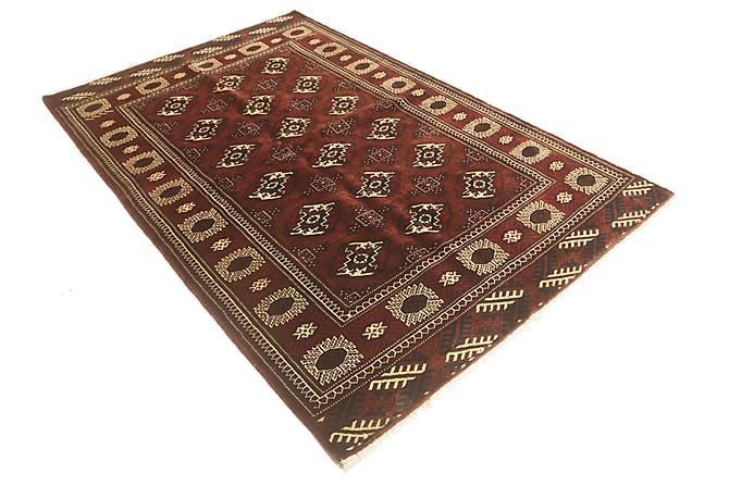 TURKAMAN Orientalisk Matta 143x220 Persisk Röd - Inomhus - Mattor - Orientaliska mattor