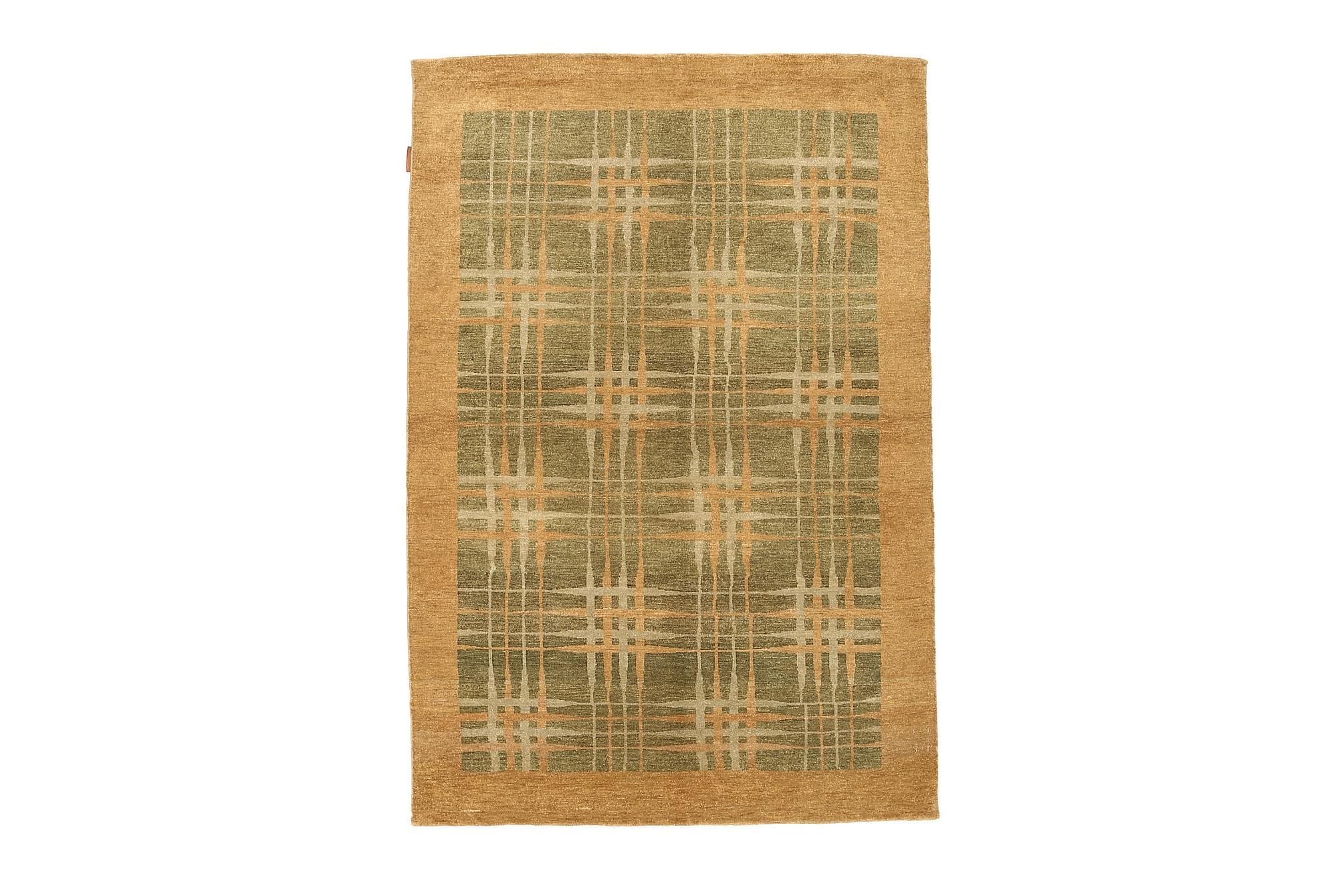 ZIEGLER Orientalisk Matta 139×196 Brun