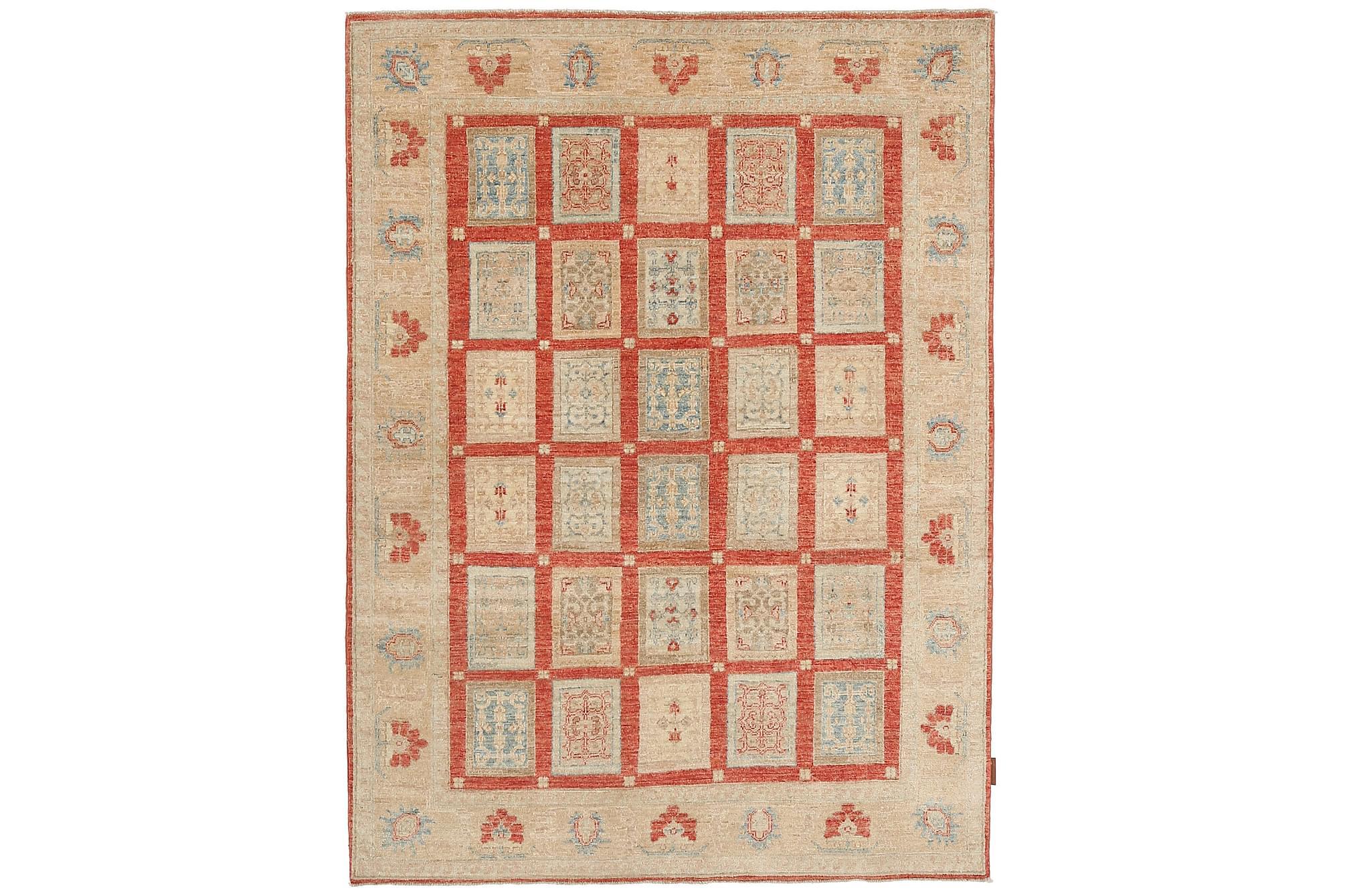 ZIEGLER Orientalisk Matta 150×201 Flerfärgad