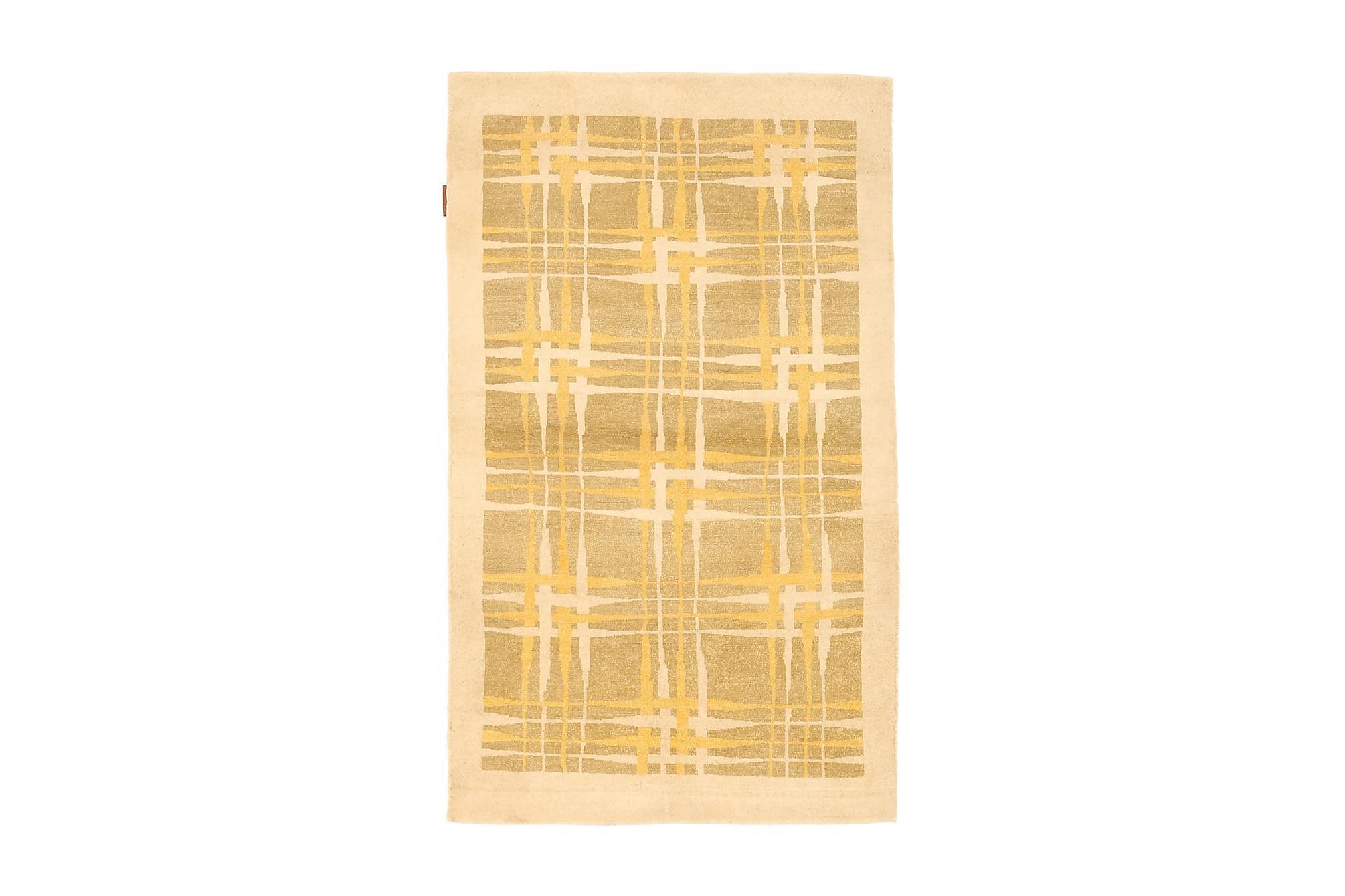 ZIEGLER Orientalisk Matta 90×151 Beige/Brun