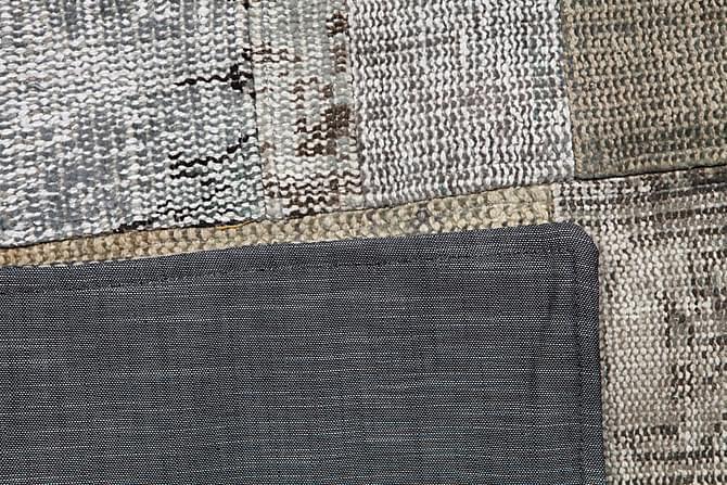 AGADIR Patchworkmatta 140x200 Modern Flerfärgad - Inomhus - Mattor - Patchwork mattor