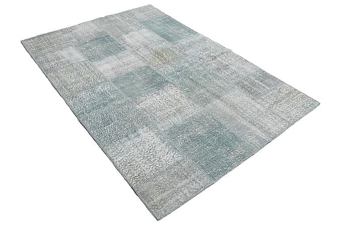 AGADIR Patchworkmatta 160x231 Stor Modern Grå - Inomhus - Mattor - Patchwork mattor