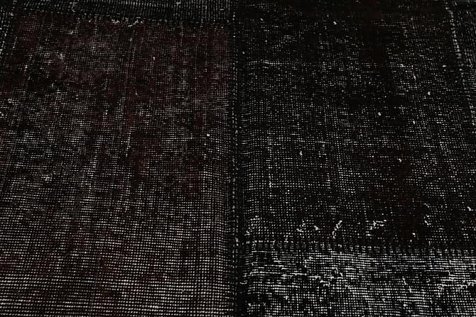 AGADIR Patchworkmatta 161x232 Stor Modern Grå - Inomhus - Mattor - Patchwork mattor