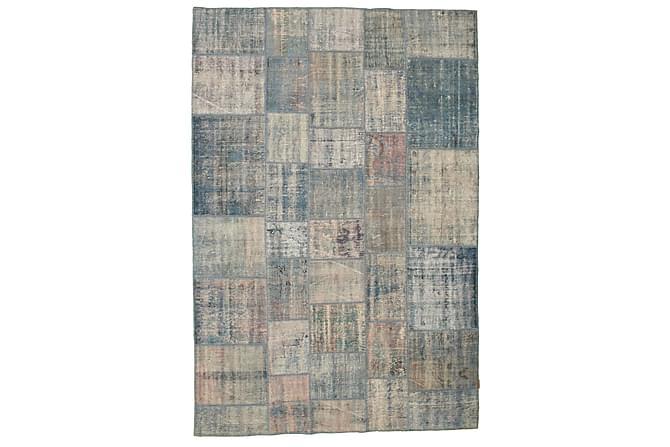 AGADIR Patchworkmatta 203x301 Stor Modern Flerfärgad - Inomhus - Mattor - Patchwork mattor