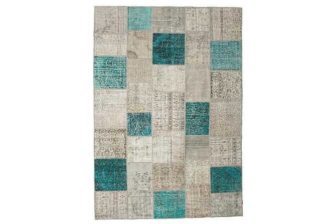 AGADIR Patchworkmatta 237x340 Stor Modern Flerfärgad - Inomhus - Mattor - Patchwork mattor