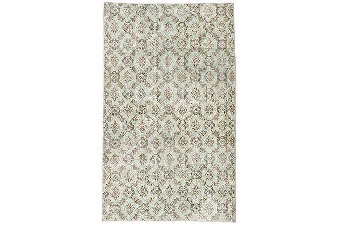 COLORED VINTAGE Patchworkmatta 110x182 Beige - Möbler & Inredning - Mattor - Patchwork mattor