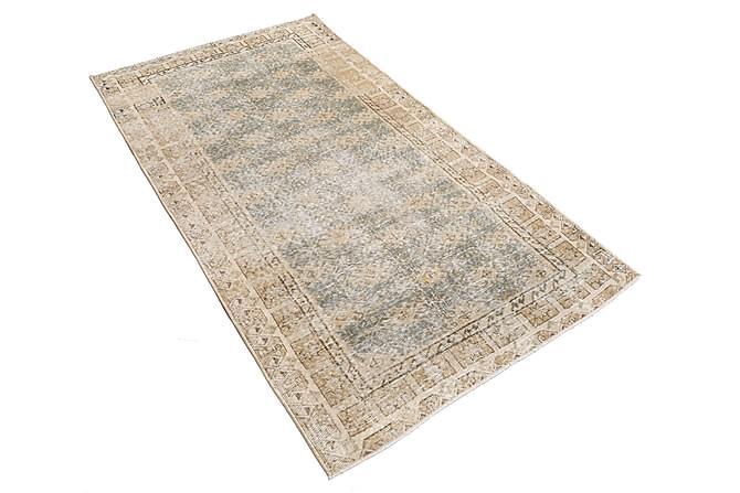 COLORED VINTAGE Patchworkmatta 110x202 Beige/Grå - Inomhus - Mattor - Patchwork mattor