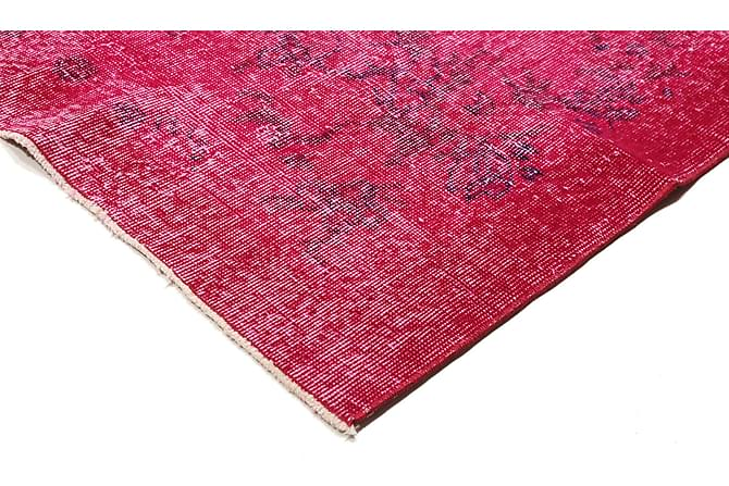 COLORED VINTAGE Patchworkmatta 111x206 Rosa/Lila - Möbler & Inredning - Mattor - Patchwork mattor
