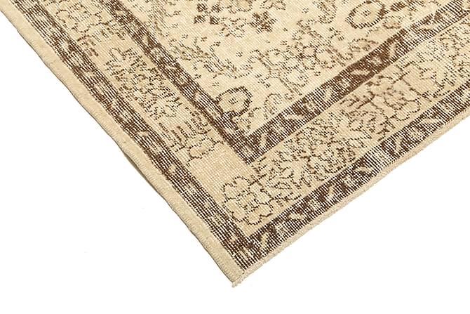 COLORED VINTAGE Patchworkmatta 115x208 Beige - Inomhus - Mattor - Patchwork mattor