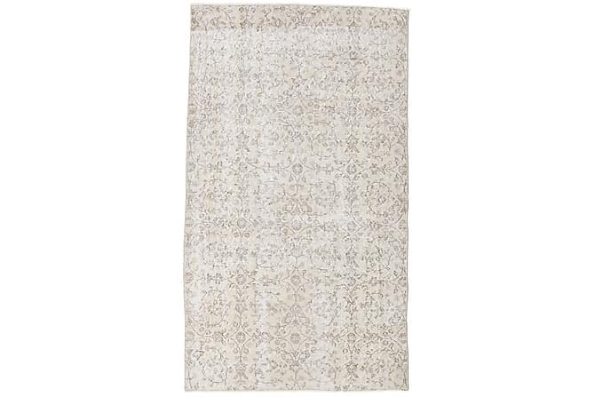 COLORED VINTAGE Patchworkmatta 118x205 Beige/Grå - Möbler & Inredning - Mattor - Patchwork mattor